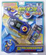 Takara Rockman EXE (Mega Man) : Dx Progress PET SET Blue