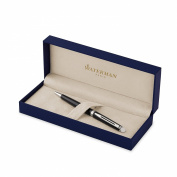 Waterman Hemisphere Essential Black Lacquer CT - S0920570