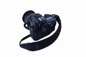 Neoprene Anti Fatigue Cushioned Shoulder/Neck Camera Strap for DSLR, Mirrorless, Point and Shoot Cameras