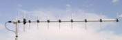 Sirio WY380-10N 380-440MHz UHF Base Station 10 Element Yagi Antenna