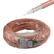 Eightwood RF Coax Coaxial M17/128 RG400 Cable, 3m