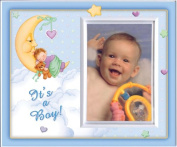 It's A Boy (Moonbaby) - Picture Frame Gift