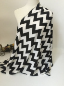 Premium Quality Nursing Infinity Scarf for Breastfeeding. Elegant Design, Light Weight, Easy to Carry, Breathable, Ultra Soft providing Ultimate Privacy. Nursing Cover can be used as a Car Seat Canopy, Swaddle Blanket, Stroller cover. Enhance your chil ..