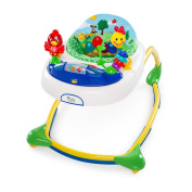 Baby Einstein Discovery Baby Walker - Caterpillar & Friends - Station Removes to Become a Fun Toy for Floor Play
