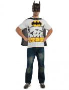 DC Comics Batman T-Shirt With Cape And Mask