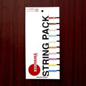 Kendama USA Replacement Strings 10 Pack - Multicolor
