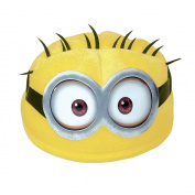 Unique Soft Despicable Me Minion Hat