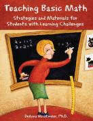 Teaching Basic Math
