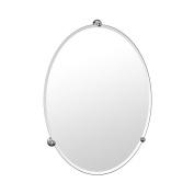 Gatco 1565 Oldenburg Frameless Mirror, Chrome