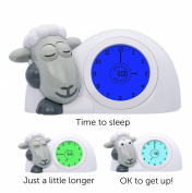 SAM Sleep trainer and Nightlight GREY