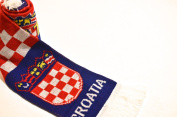 Hrvatska Croatia Country Flag Thick Scarf Scarves .. Great Quality .. New