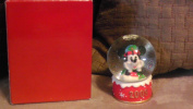 Disney Mickey Mouse 2009 Christmas Snowglobe from JC Penney
