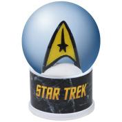 Westland Giftware Water Globe Figurine, 45mm, Star Trek Command Insignia