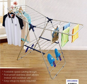 Stainless Steel Clothes Drying Rack - Premium Quality