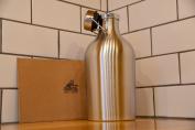 K & B Stainless Steel Beer Growler - 1890ml