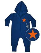 ORANGE STAR Baby All-In-ONE Sweatsuit navy