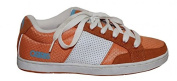 Osiris Skateboard Shoes Clint Girls Tangerine/ Orange/ White