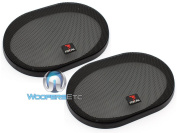 Pair of Focal 15cm x 23cm Speaker Grills