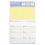At-A-Glance 11cm x 19cm Burkhart's Day Counter Desk Calendar Refill for 2016