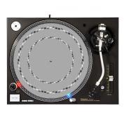 Optic Rope - DJ Turntable Slipmat