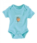 For Shelf-Sleeved Bodysuit Capricorn Star Sign for Baby Boys Girls