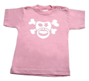 FRIENDLY-N-Roll SCHNULLERPIRAT Baby T-Shirt Pink