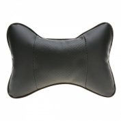 Andux Zone PU Car Neck Pillow Breathe Car Auto Head Neck Rest Cushion Headrest Pillow 2pcs/pair 06-CYTZ-001-01