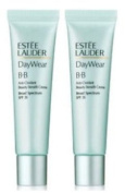 Estee Lauder DayWear Beauty Benefit BB Creme / Cream SPF 35, 2x 15ml (30ml) 01 Light UNBOXED