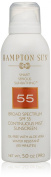 Hampton Sun SPF 55 Continuous Mist Sunscreen, 150ml
