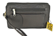 Bag Street Men's Top-Handle Bag BLACK