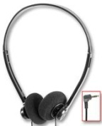 HEADPHONES, STEREO, 3M LEAD PSG03470 By PRO SIGNAL & Best Price Square