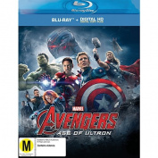 Avengers Age Of Ultron BR [Region B] [Blu-ray]