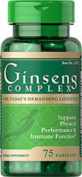 Puritan's Pride Ginseng Complex