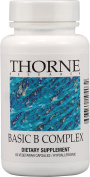 Thorne Research Basic B Complex - 60 Vegetarian Capsules