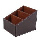 niceEshop(TM) TV Guide Holder Remote Controller Organiser Storage Box Desk Caddy