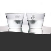SHENNOSI® Creative Fun Novelty Shapes Penguin and Polar Bear Ice Cube Trays