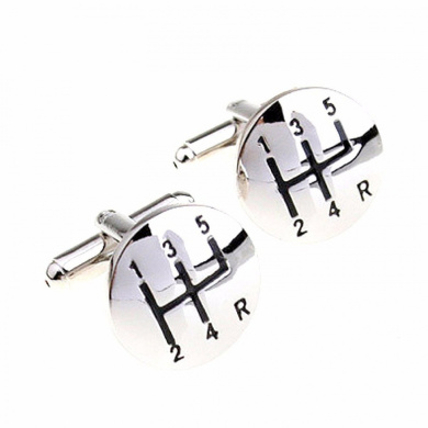 Men Business Shirts New Cufflink Jewellery Gift Car Hanging Files Cuff Links