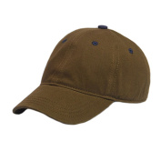 Unisex Baseball Cap Flexfit Hats Fitted Caps for Outdoor Sports - Coffee