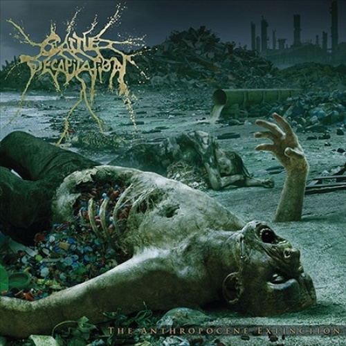 The Anthropocene Extinction by Cattle Decapitation.