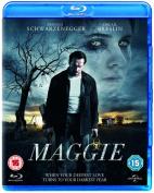 Maggie [Region B] [Blu-ray]