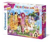 Mia and Me - Super Colour maxi puzzle