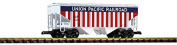 Piko 38857 Union Pacific Flag Covered Hopper