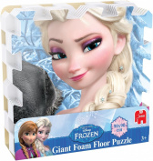 Jumbo Games Disney Frozen the First Giant Foam Floor Puzzle
