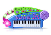 Vinsani Carry Along Keyboard Children Kids Musical Instrument Toy