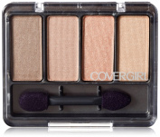 CoverGirl Eye Enhancers 4 Kit Shadow Sheerly Nudes 265, 1 Pan