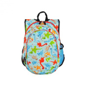 Obersee Kids Pre-School All-in-One Backpack with Cooler, Dinos
