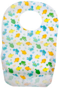 Summer Infant Keep Me Clean Disposable Bibs, 80-Count