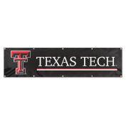 Party Animal Officially Licenced 2.4mx0.6m NCAA College Banner