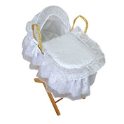 Cuddles Collection Dimple On Moses Basket