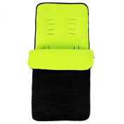 Universal Footmuff To Fit Quinny Buzz - Lime